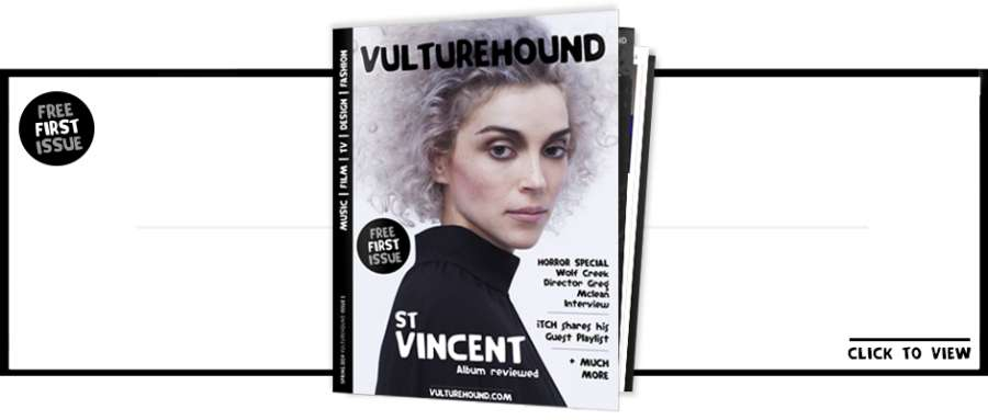 Vulture Hound Magazine Issue 1
