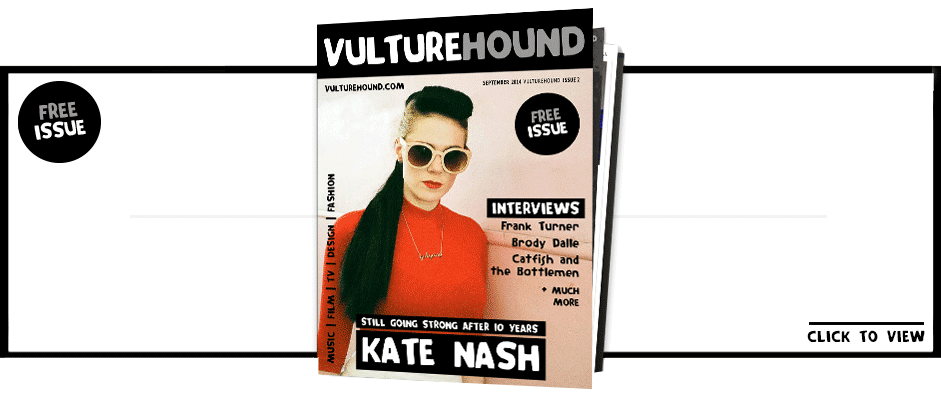 VultureHound Magazine #2