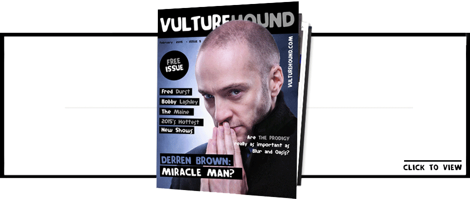 VultureHound Magazine #5