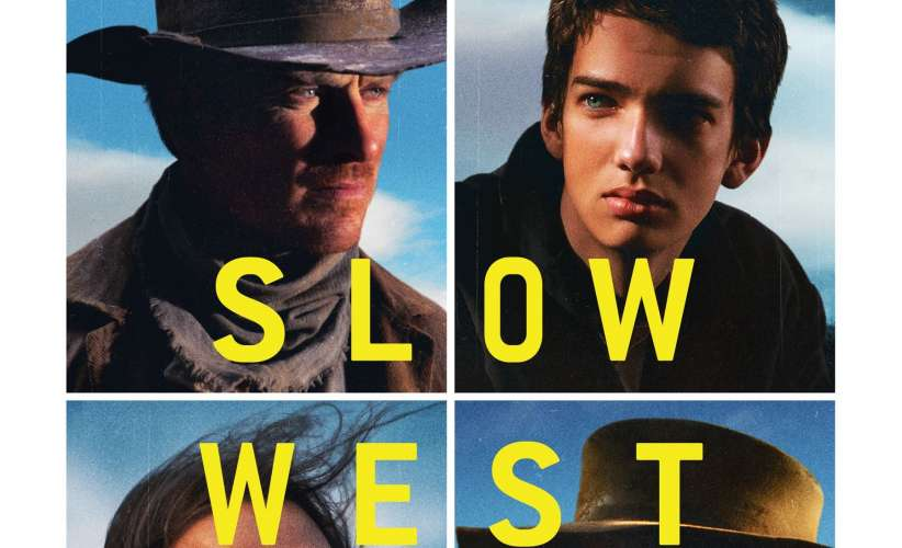 SLOW WEST   REVIEW   Salty Popcorn