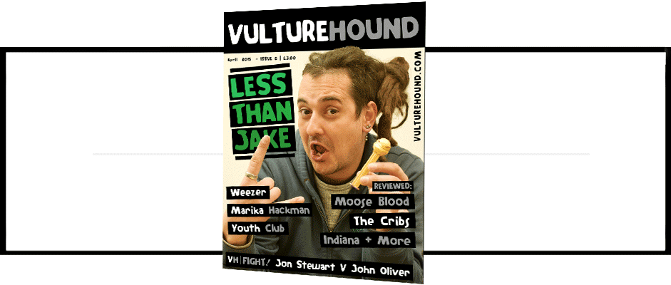 VultureHound Magazine Issue 6