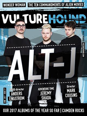 VultureHound Magazine #17