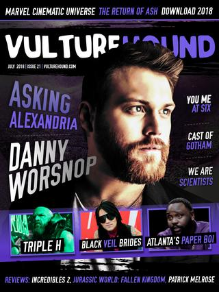 VultureHound Magazine #21