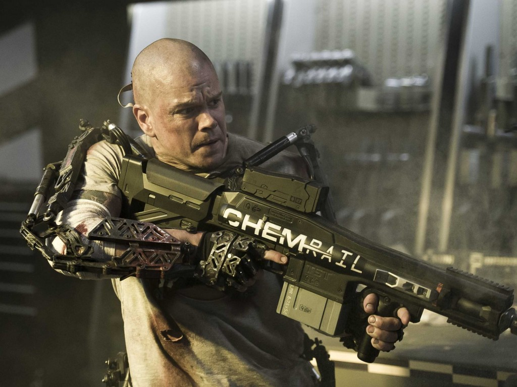 Elysium (Film Review)