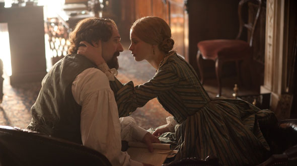 Trailer Watch: The Invisible Woman