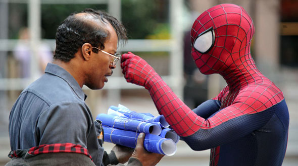 Trailer Watch: The Amazing Spider-Man 2