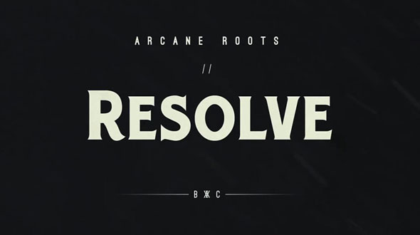 Arcane Roots - Resolve (Single Review)