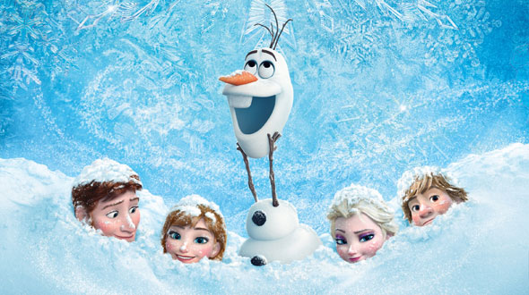 Frozen (Film Review)