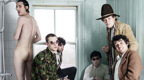 Fat White Family - Touch The Leather (Single Review)