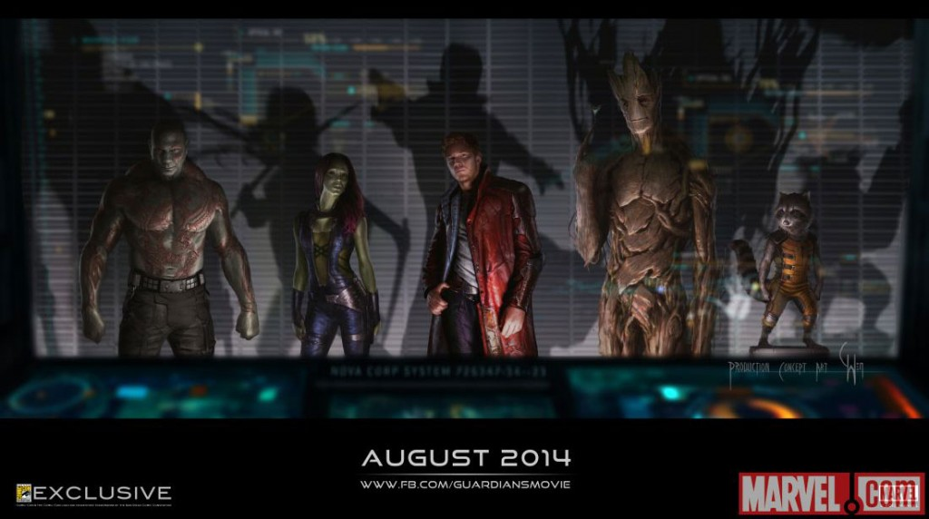 Trailer Watch: Guardians of the Galaxy
