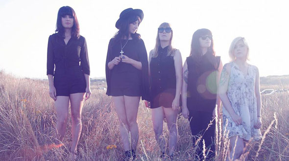 New Video: September Girls – Green Eyed
