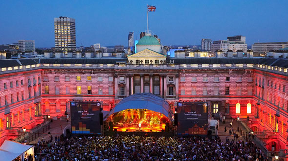 Summer Series 2014 Headliners Announced