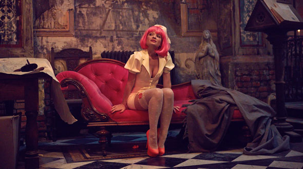 The Zero Theorem: Trailer Watch