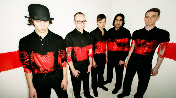 Maximo Park to release new material on Record Store Day