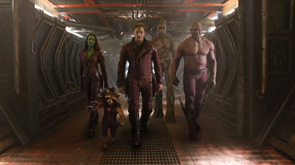 Guardians of the Galaxy (Film Review)