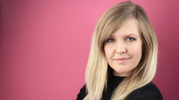 Ashley Jensen for lead role in Sky1 Christmas Special