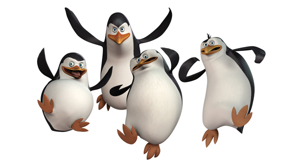 Trailer Watch: Penguins of Madagascar