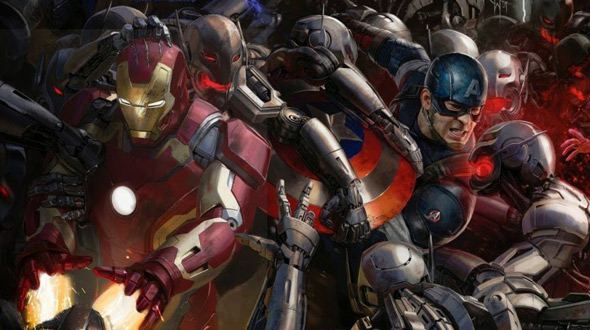 Trailer Watch: Avengers: Age of Ultron