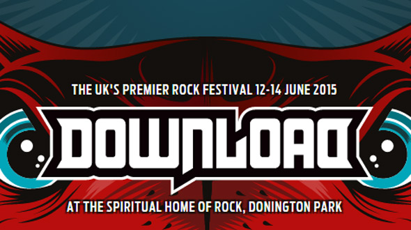 All 2015 Download Headliners Revealed