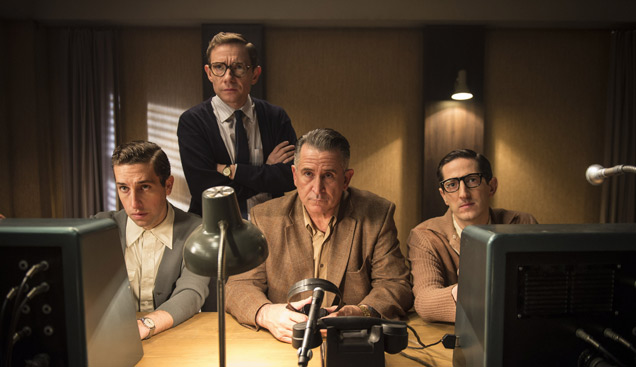 The Eichmann Show (TV Review)