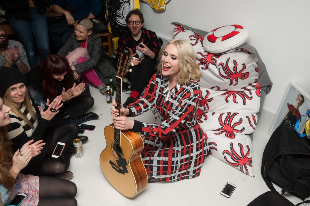 EXCLUSIVE Kate Nash launches 'Girl Gang TV'