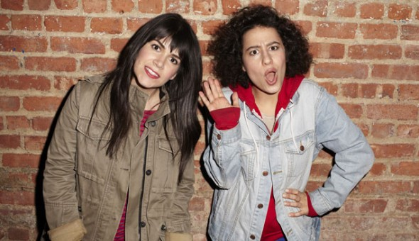 Brilliantly Broad Comedy - Broad City Review