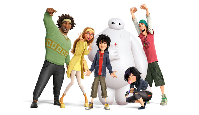 6 of the Best – Big Hero 6 (DVD Review)