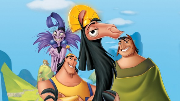 Emperors-New-Groove-Cast