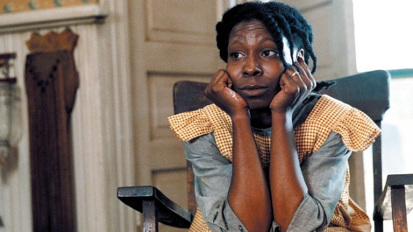 THE COLOR PURPLE, Whoopi Goldberg, 1985, (c) Warner Brothers/courtesy Everett Collection