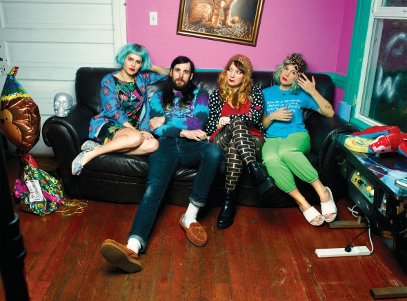 Tacocat release new album Lost Time