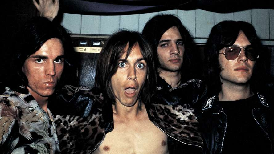 The Stooges - On Second Thought