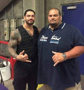 The greatest member of the Anoa'i family and Roman Reigns.