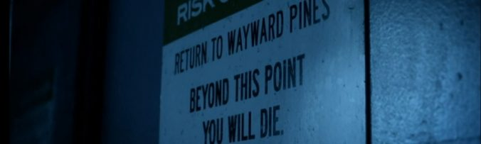 Wayward-Pines-season-1-episode-1-recap-Fence-sign