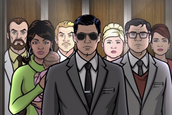 Two Thumbs Up. Phrasing - Archer Season 7 (TV Review)