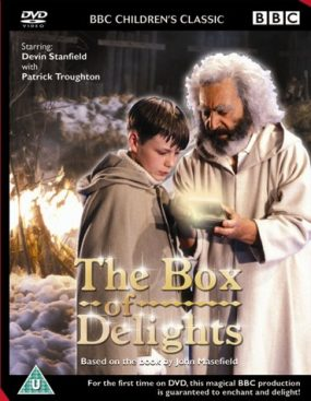 The Box Of Delights DVD cover