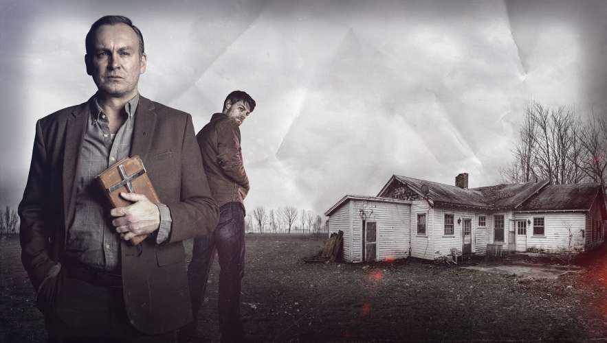 Exercise the Demons! - Outcast (TV Review)