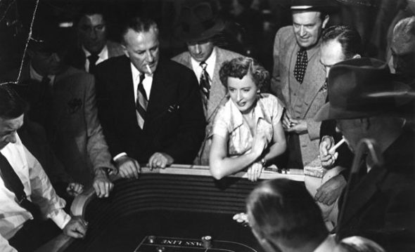 It Came From The Roulette Wheel - The Lady Gambles (DVD Review)