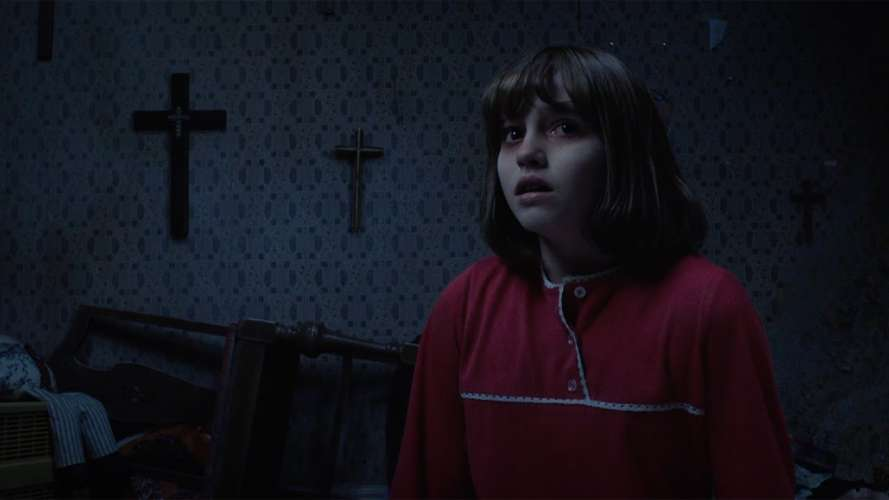 Conjuring 2 (Madison Wolfe)