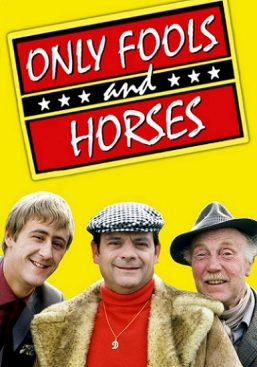 Only Fools & Horses DVD cover