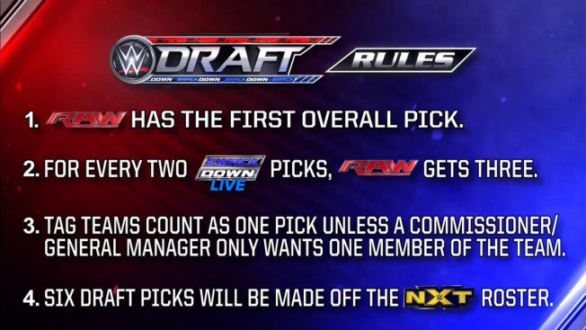 The draft rules. Are you excited yet?