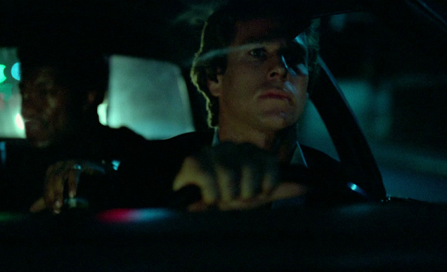 The Driver, Ryan O'Neal