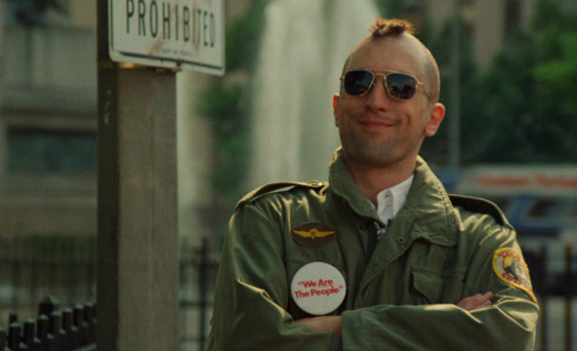 Taxi Driver, Travis Bickle