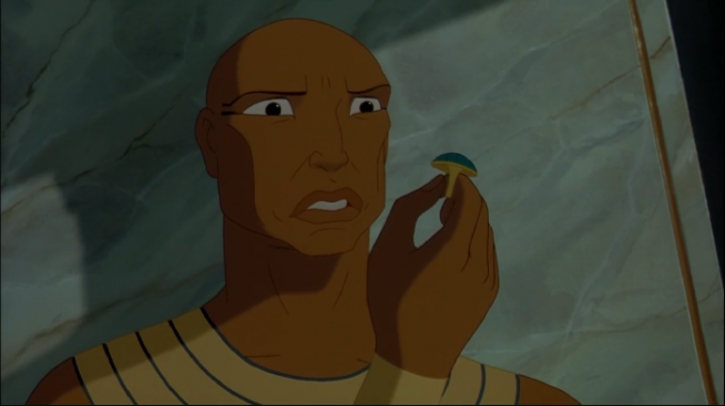 """Rameses in """"The Prince Of Egypt"""""""