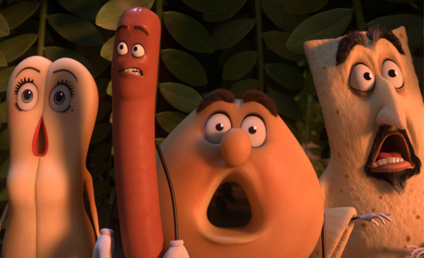 Sausage Party 1