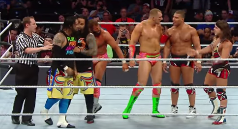 American Alpha to take on the Usos?