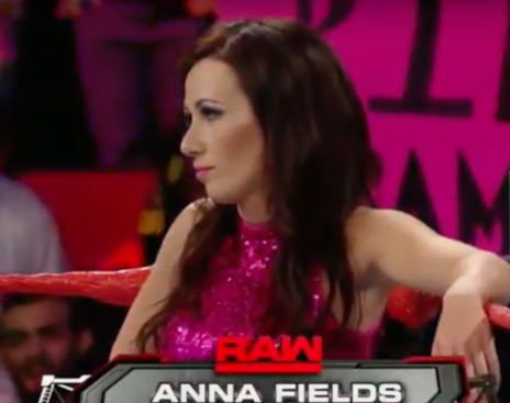 The face of someone who knows they're only there to job out to someone who is already over as funk (yes, Terry Funk)