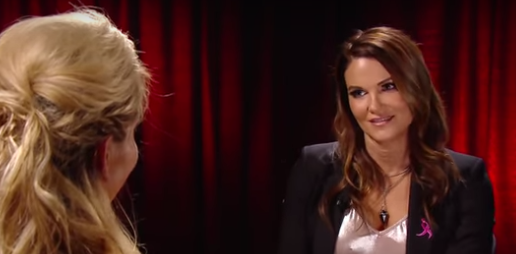 """""""Ladies and gentlemen, please welcome my incompetent presenter at this time... Lita"""""""