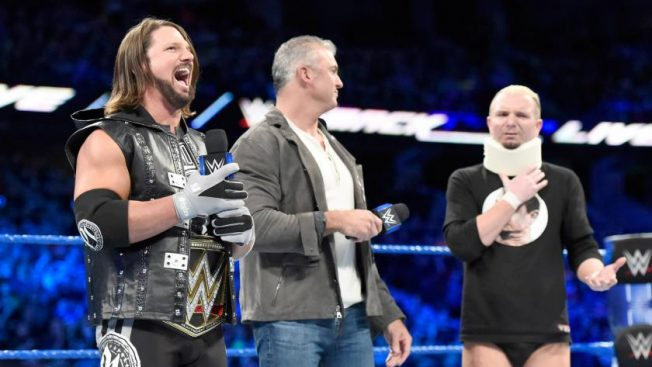 How is this still the main talking point of SmackDown? // wwe.com