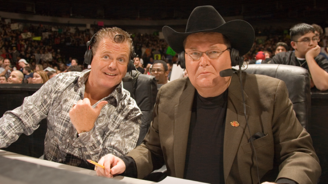 Contrary to popular belief this isn't the greatest announce team in history // wwe.com