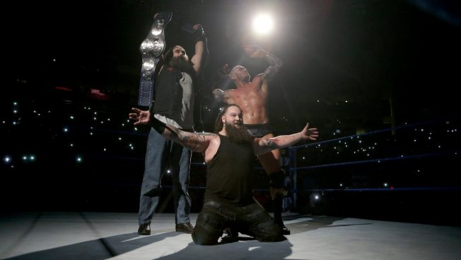 Imagine if they had more members and more gold? Faction warfare! // wwe.com